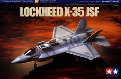 1/72 LOCKHEED X-35 JSF
