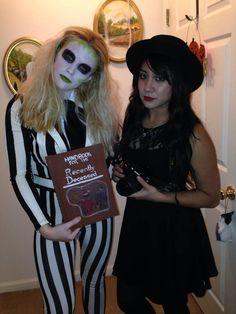 My life is a dark room one big dark room by bliss k beetlejuice lydia diy halloween costume solutioingenieria Choice Image