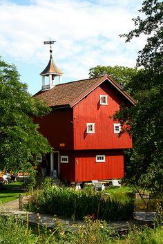 Stabbur, Norway