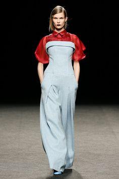 Menchen Tomas 2017-2018 Fall/Winter Mercedes-Benz Fashion Week Madrid