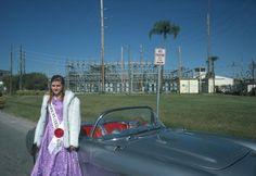 "USA. Florida. Lakeland. 1989. ""American Color"" | Ph: Constantine Manos"