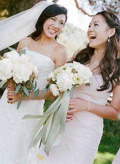 Photography: Sylvie Gil Photography - sylviegilphotography.com  Read More: http://www.stylemepretty.com/2014/01/29/california-wedding-at-santa-lucia-preserve/
