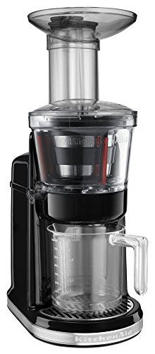 #manythings The #KitchenAid Maximum Extraction Juicer (slow juicer) gives you more juice with less prep work, featuring a patented two-stage blade and auger syst...