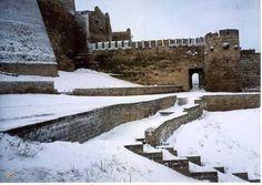 Дербентская крепость – #Россия #Дагестан (#RU_DA) Остатки былого. Великое…