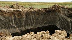 Aparece un segundo foso gigante en Siberia y los científicos avisan que no será el último – RT