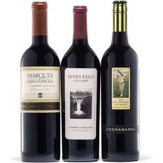 Cabernet Trio | Employee Christmas Gifts