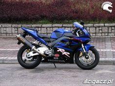 Honda CBR954 akrapovic