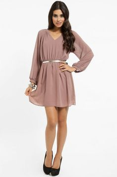 Cute dress. Love it in this color but it comes in many other colors also.