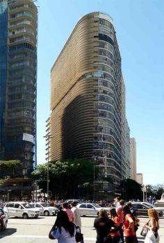 arquitextos 151.08 tributo a niemeyer: Forma moderna e cidade: a arquitetura de Oscar Niemeyer no centro de São Paulo   vitruvius