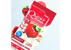 Get Two FREE Quest Nutritional Protein Powder Packets!