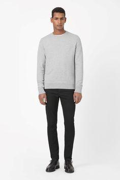 COS | Knitted sweatshirt
