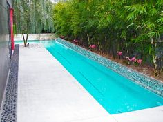 Check out other details of this project by Suite Design Group like cost and location #PoolDeck #LapPool #Landscape