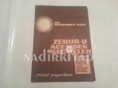 Zebur-u Acemden Seçmeler - Dr. Muhammed İkbal |  http://www.nadirkitap.com/zebur-u-acemden-secmeler-dr-muhammed-ikbal-kitap5599447.html