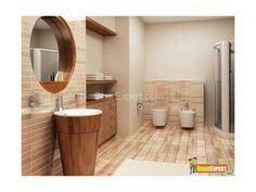 A collection of bathroom designs in small size and large size expected to be popular in 2013. http://www.gharexpert.com/Bathroom-Pictures/