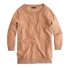 J.Crew - Merino wool Tippi sweater