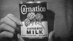 1962 - Commercial - Pete & Gladys for Carnation Evaporated Milk w/Henry Morgan & Cara Williams Posted on YouTube by: Video Archeology6 Find it here: http://youtu.be/10siM32vXoY Uploaded on December 10 2016 at 12:11AM