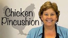 The Chicken Pin Cushion- A Fun Craft with Quilt Fabric! Video mins Missouri Star Quilt Company Pincushion is based on using two squares. and log cabin block. Use 1 inch square for the inch square for tail, . Quilting Tips, Quilting Tutorials, Quilting Projects, Sewing Tutorials, Sewing Projects, Quilting Fabric, Sewing Ideas, Sewing Tips, Sewing Essentials