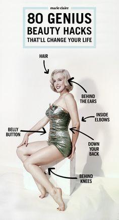 Contour Your Lips for Marilyn Monroe's Signature Pout
