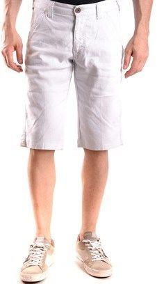 Armani Jeans Men's Light Blue Linen Shorts.