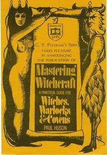 The best book I have ever read on witchcraft. It showed me the way and I followed the path