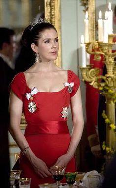 Princess Mary of Denmark (January 2005 - February 2010) - Page 43 - the Fashion Spot