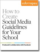 Guide: Learn how to establish school guidelines so educators and students can safely use social media in the classroom.