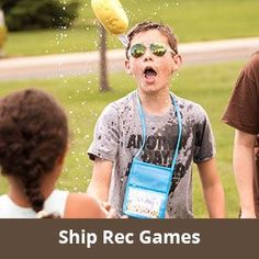 Learn more about the stations of Shipwrecked VBS at Concordia Supply!