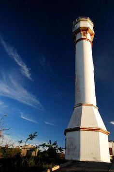 Cape Bolinao Lighthouse, Pangasinan, Philippines
