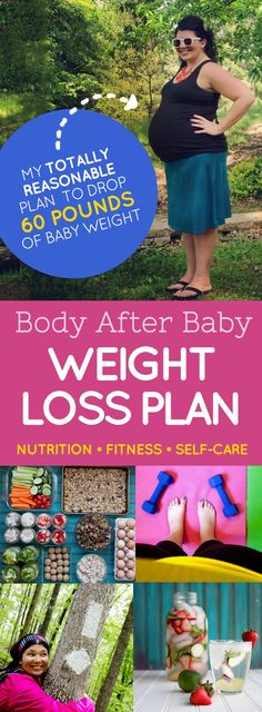 Body After Baby: Postpartum Weight Loss Plan