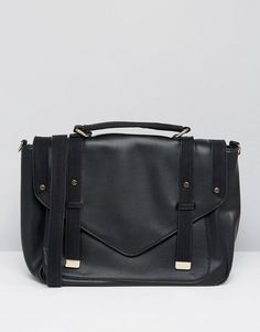 One of the black bags
