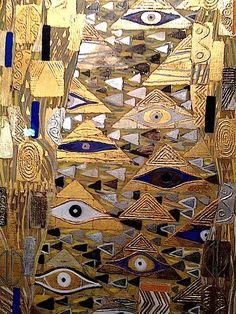 Gustave Klimt Woman in Gold, Adele Bloch-Bauer 1