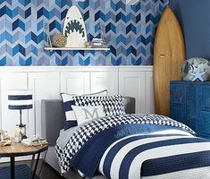 3 Tips for Decorating with Navy | Pottery Barn Kids