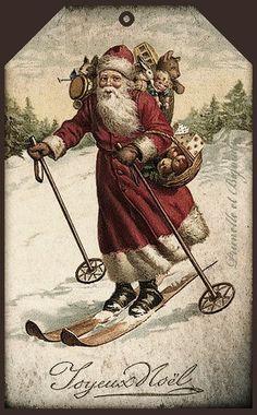 Etiquettes de Noël ... Prunelle et Bigoudi http://prunelle-et-bigoudi.fr/etiquettes-de-noel-a-imprimer