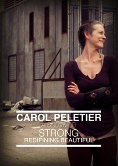 Carol Peletier - couldn't agree more <3