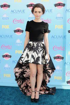 Lily Collins' Best Looks | Twist