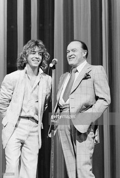 A Night at the Palladium - Leif Garrett with host Bob Hope