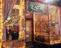 Zatar Restaurant @ 1982 Shattuck Ave. Berkley.  Lunch Monday & lunch & dinner Tues-Sat. CASH ONLY