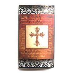 Spice Cross Metal Wall Plaque | Kirkland's