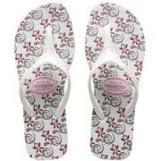 Havaianas Flash Hit Indian Branco at Flopestore Malaysia, www.flopstore.my