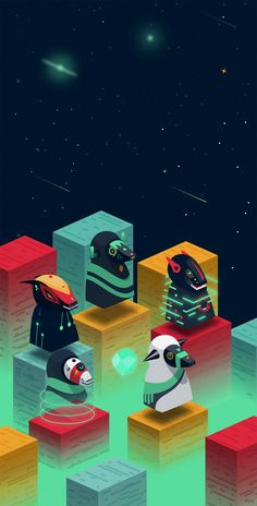 Phobos on Behance