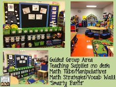 Mrs. Lirette's Learning Detectives: Classroom Reveal!! Video tour & Pics!