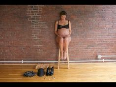 Mom Bares Her Soul For 'What's Underneath Project' About Pregnancy, Body Image, And Loss