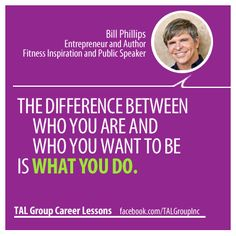 Career Lesson: It's All About What You Do. #leadership #motivation #business #inspirationalquotes