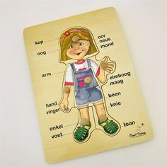 This Peg Puzzle - Afrikaans - Girl activity is an ideal resource to help your 3 to 6 year old child to begin to learn a number of things. English Girls, Activities For Girls, Oldest Child, Zoology, Afrikaans, Puzzle Pieces, Kids House, Number, Learning