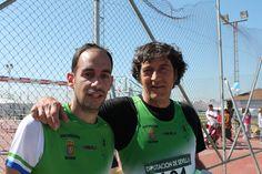 Juan Carlos y Manuel
