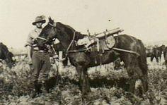 Australian Light Horse Machine Gun section