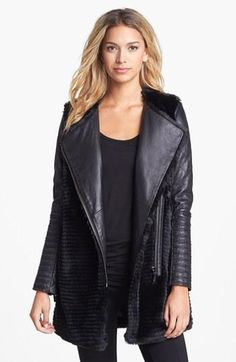Obsessed with this luxurious coat!