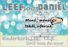 Kinderkerk Les: 4. Die Skrif teen die Muur Teen, Youth Ministry, Praise And Worship, Holy Spirit, Teaching Kids, Thankful, Christian, Posts, Blog