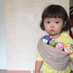 Cute Asian Babies, Korean Babies, Asian Kids, Cute Babies, Baby Kids, Cute Baby Meme, Baby Memes, Cute Baby Girl, Cute Toddlers