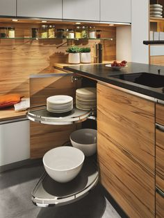 CUCINA COMPONIBILE ORANGE BY SNAIDERO | cocina | Pinterest | Cucina ...
